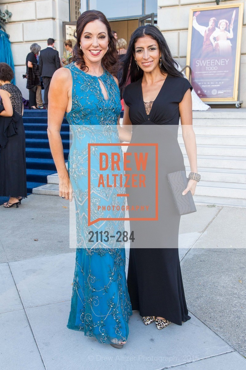 Marybeth Lamotte, Joanne Hidalgo, Opera Ball 2015: Moonlight & Music, War Memorial Opera House. 301 Van Ness Ave, September 11th, 2015,Drew Altizer, Drew Altizer Photography, full-service agency, private events, San Francisco photographer, photographer california