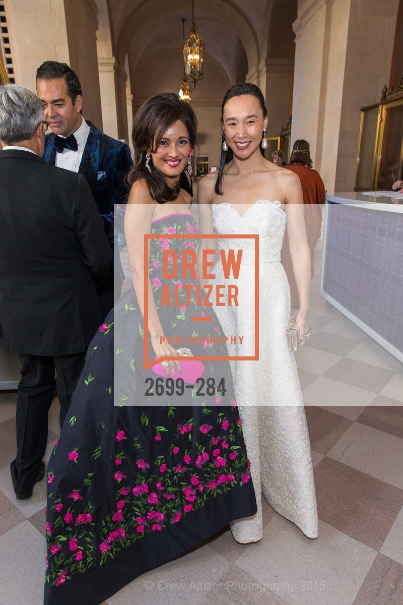 Komal Shah, Carolyn Chang, Opera Ball 2015: Moonlight & Music, War Memorial Opera House. 301 Van Ness Ave, September 11th, 2015,Drew Altizer, Drew Altizer Photography, full-service agency, private events, San Francisco photographer, photographer california