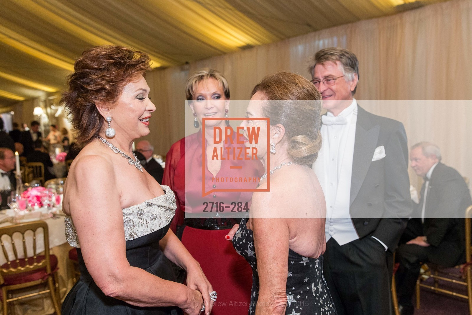 Maria Manetti Shrem, Sallie Huntting, Robin Collins, Opera Ball 2015: Moonlight & Music, War Memorial Opera House. 301 Van Ness Ave, September 11th, 2015,Drew Altizer, Drew Altizer Photography, full-service agency, private events, San Francisco photographer, photographer california
