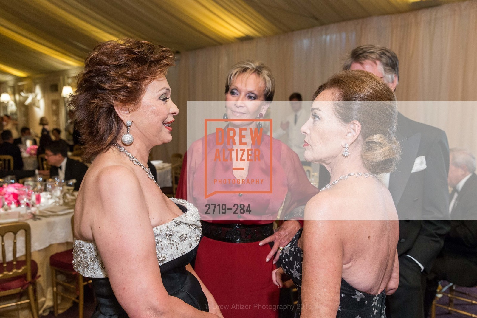 Maria Manetti Shrem, Sallie Huntting, Robin Collins, Opera Ball 2015: Moonlight & Music, War Memorial Opera House. 301 Van Ness Ave, September 11th, 2015,Drew Altizer, Drew Altizer Photography, full-service event agency, private events, San Francisco photographer, photographer California