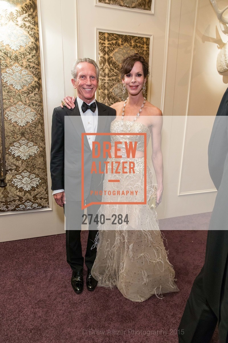 Jim Marver, Stephanie Marver, Opera Ball 2015: Moonlight & Music, War Memorial Opera House. 301 Van Ness Ave, September 11th, 2015,Drew Altizer, Drew Altizer Photography, full-service agency, private events, San Francisco photographer, photographer california
