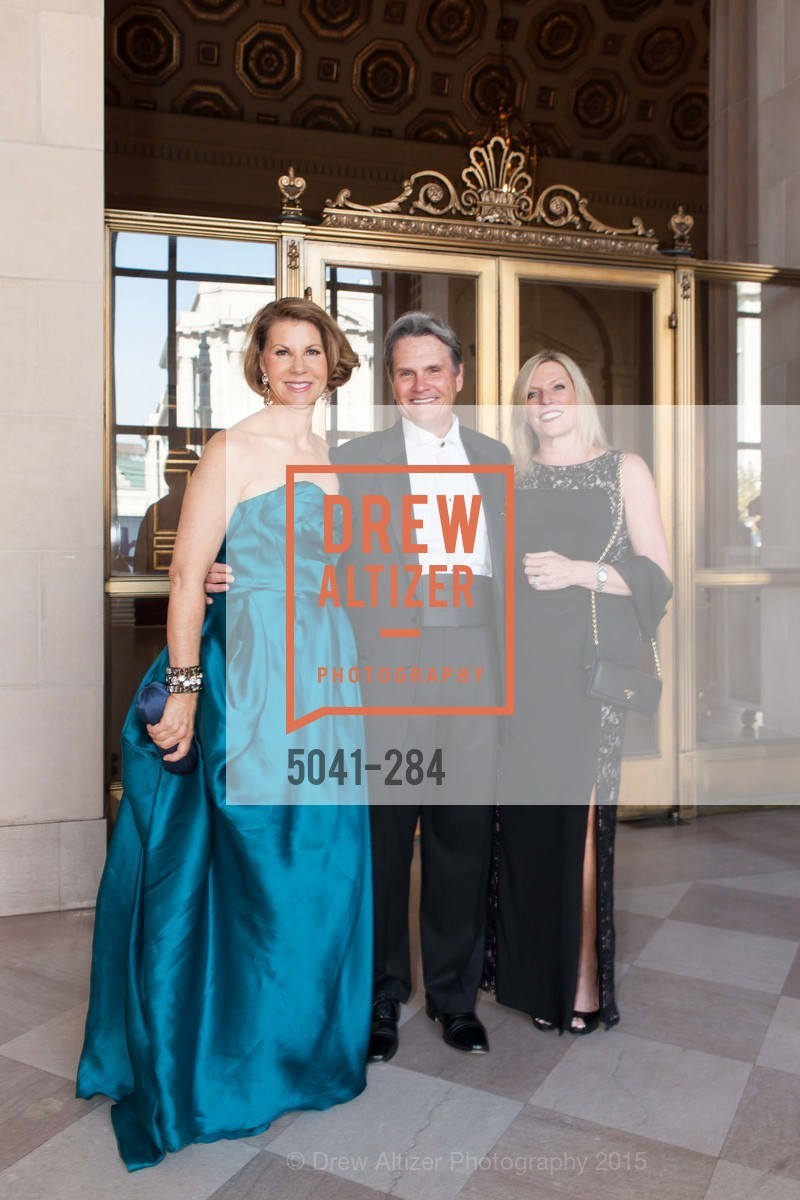 Katie Jarman, John Wied, Cindy Anderson, Opera Ball 2015: Moonlight & Music, War Memorial Opera House. 301 Van Ness Ave, September 11th, 2015,Drew Altizer, Drew Altizer Photography, full-service agency, private events, San Francisco photographer, photographer california