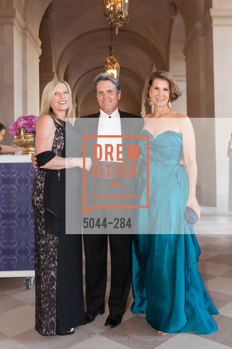 Cindy Anderson, John Wied, Katie Jarman, Opera Ball 2015: Moonlight & Music, War Memorial Opera House. 301 Van Ness Ave, September 11th, 2015,Drew Altizer, Drew Altizer Photography, full-service agency, private events, San Francisco photographer, photographer california