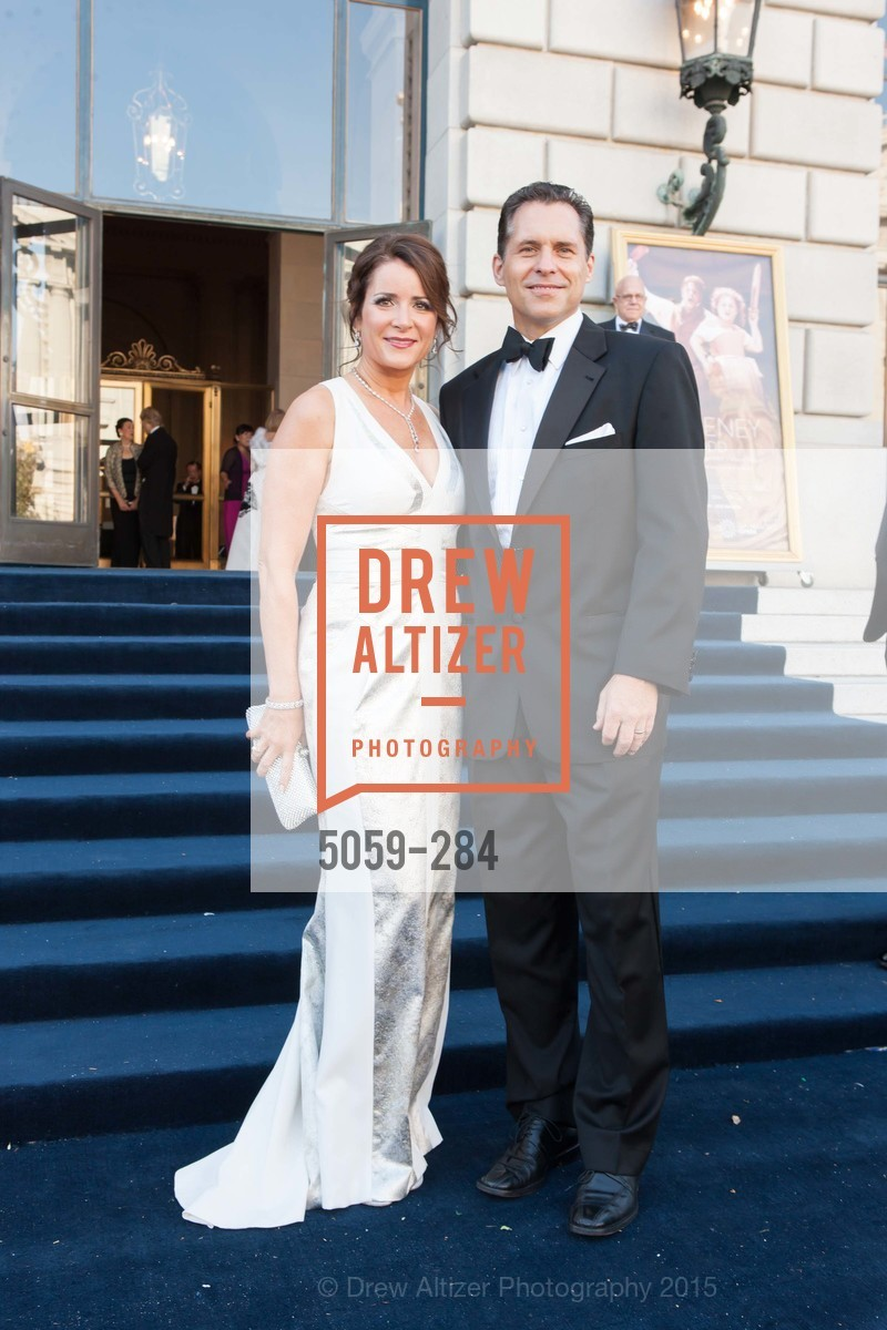 Michelle Ritchie, Jim Ritchie, Opera Ball 2015: Moonlight & Music, War Memorial Opera House. 301 Van Ness Ave, September 11th, 2015,Drew Altizer, Drew Altizer Photography, full-service agency, private events, San Francisco photographer, photographer california