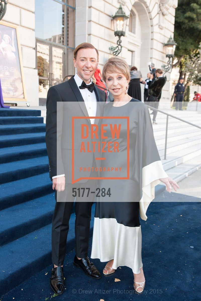 Mark Rhoades, Roberta Sherman, Opera Ball 2015: Moonlight & Music, War Memorial Opera House. 301 Van Ness Ave, September 11th, 2015,Drew Altizer, Drew Altizer Photography, full-service agency, private events, San Francisco photographer, photographer california