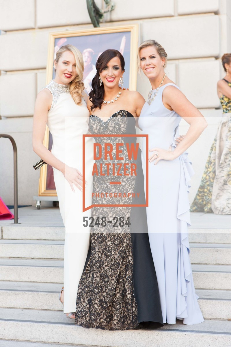 Laurie Diab, Shannon Elliot, Lauren Groff, Opera Ball 2015: Moonlight & Music, War Memorial Opera House. 301 Van Ness Ave, September 11th, 2015,Drew Altizer, Drew Altizer Photography, full-service agency, private events, San Francisco photographer, photographer california