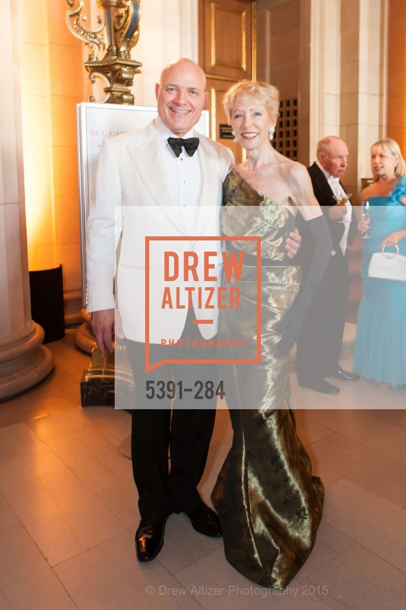 John Capizzi, Barbara Brookins-schneider, Opera Ball 2015: Moonlight & Music, War Memorial Opera House. 301 Van Ness Ave, September 11th, 2015,Drew Altizer, Drew Altizer Photography, full-service agency, private events, San Francisco photographer, photographer california