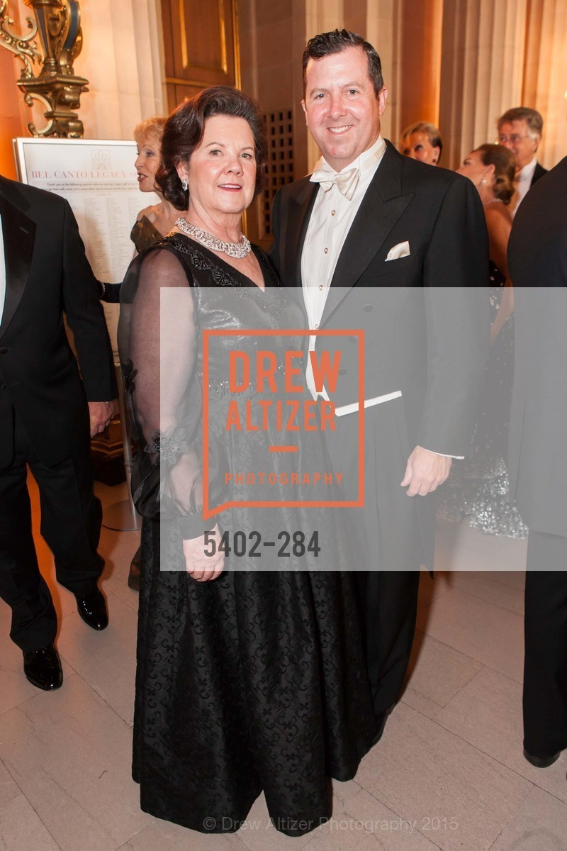 Barbara Fritz, Clayrton Fritz, Opera Ball 2015: Moonlight & Music, War Memorial Opera House. 301 Van Ness Ave, September 11th, 2015,Drew Altizer, Drew Altizer Photography, full-service agency, private events, San Francisco photographer, photographer california