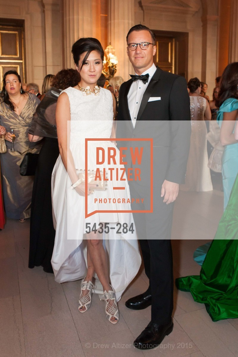 Jessica Hon, Jason Weinbeck, Opera Ball 2015: Moonlight & Music, War Memorial Opera House. 301 Van Ness Ave, September 11th, 2015,Drew Altizer, Drew Altizer Photography, full-service agency, private events, San Francisco photographer, photographer california