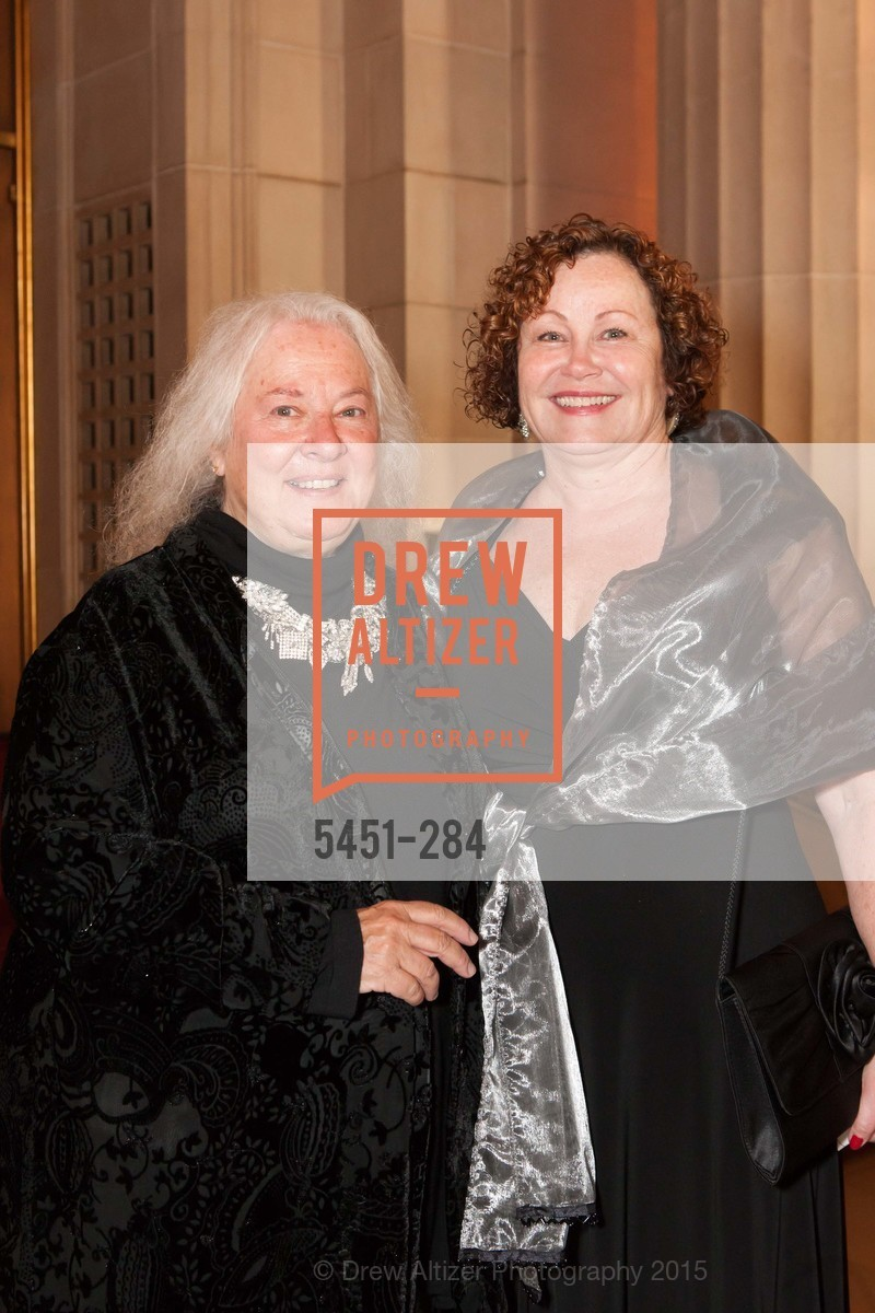 Helen Meyer, Karen Ames, Opera Ball 2015: Moonlight & Music, War Memorial Opera House. 301 Van Ness Ave, September 11th, 2015,Drew Altizer, Drew Altizer Photography, full-service agency, private events, San Francisco photographer, photographer california