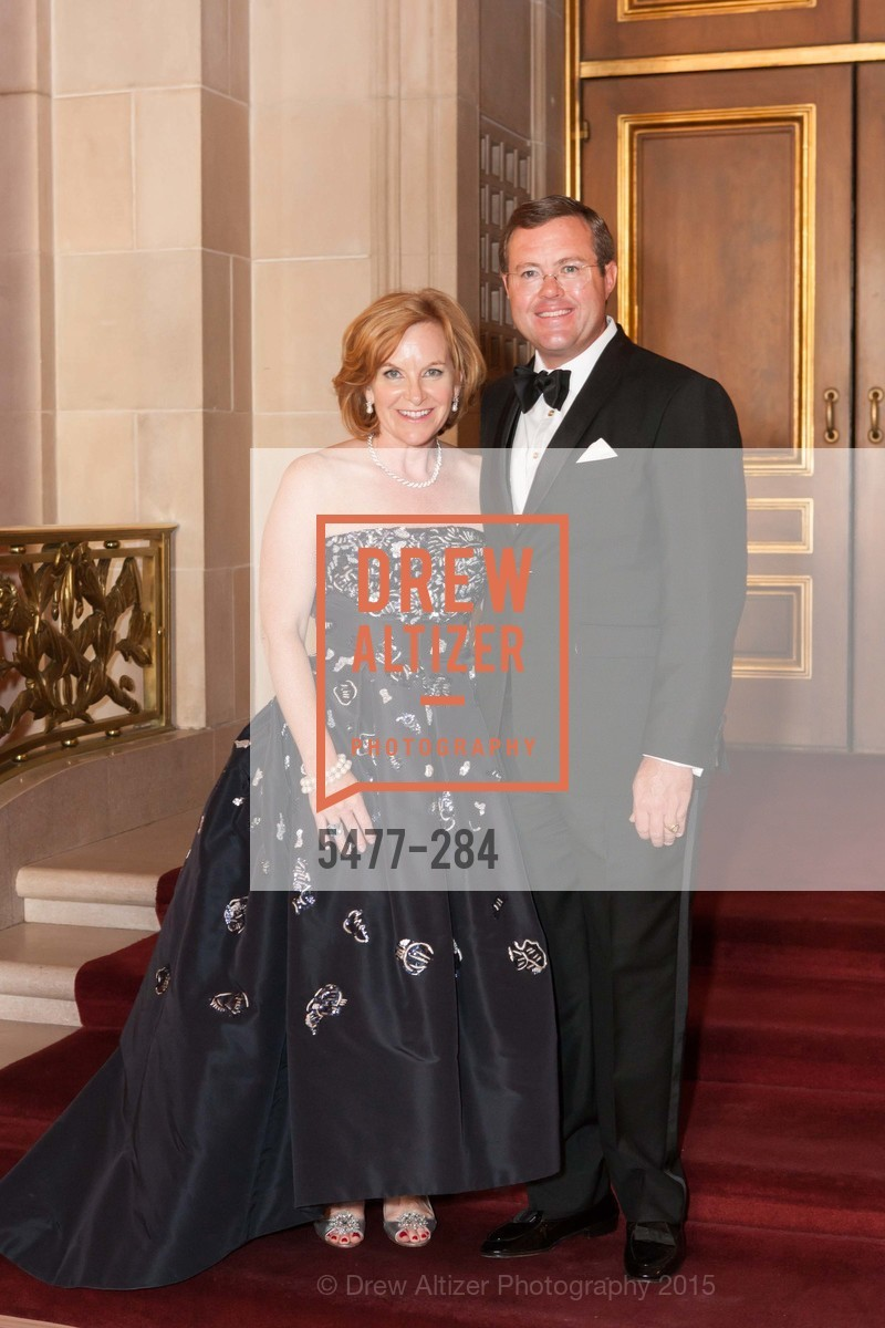 Charles Griffith, Jane Griffith, Opera Ball 2015: Moonlight & Music, War Memorial Opera House. 301 Van Ness Ave, September 11th, 2015,Drew Altizer, Drew Altizer Photography, full-service agency, private events, San Francisco photographer, photographer california