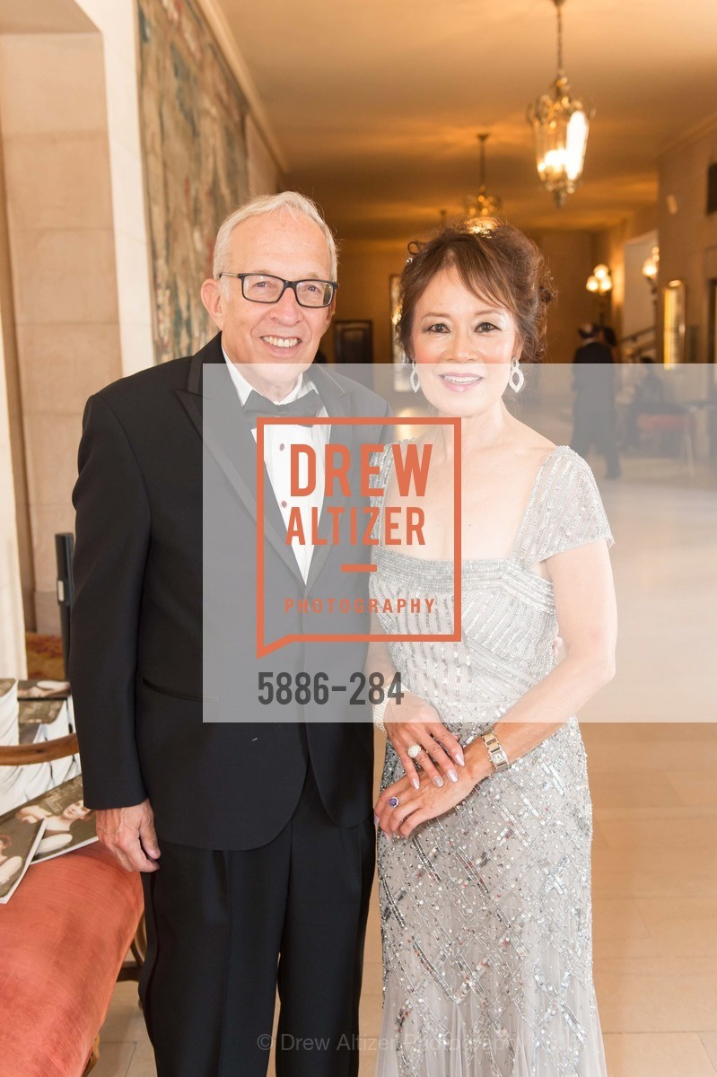 Stanley Goldsmith, Vicky Nakamura, Opera Ball 2015: Moonlight & Music, War Memorial Opera House. 301 Van Ness Ave, September 11th, 2015,Drew Altizer, Drew Altizer Photography, full-service agency, private events, San Francisco photographer, photographer california