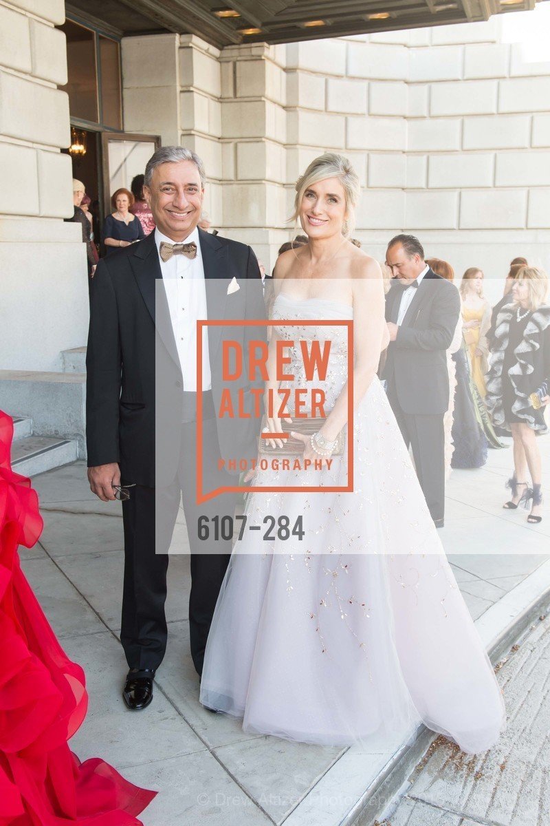 Raj Singh, Renata Anderson, Opera Ball 2015: Moonlight & Music, War Memorial Opera House. 301 Van Ness Ave, September 11th, 2015,Drew Altizer, Drew Altizer Photography, full-service agency, private events, San Francisco photographer, photographer california