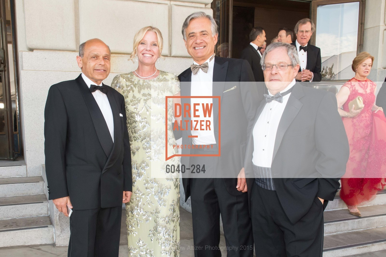Anthony Hay, Kathleen McIntosh, Michael Covarrubias, Jeffrey Hallen, Opera Ball 2015: Moonlight & Music, War Memorial Opera House. 301 Van Ness Ave, September 11th, 2015,Drew Altizer, Drew Altizer Photography, full-service agency, private events, San Francisco photographer, photographer california