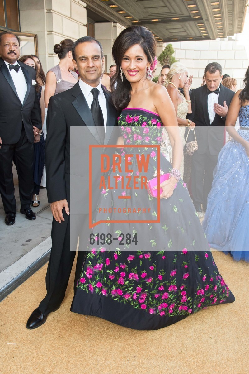 Gaurav Garg, Komal Shah, Opera Ball 2015: Moonlight & Music, War Memorial Opera House. 301 Van Ness Ave, September 11th, 2015,Drew Altizer, Drew Altizer Photography, full-service agency, private events, San Francisco photographer, photographer california