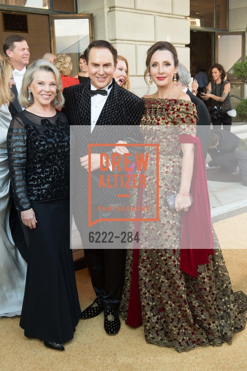Jeanne Lawrence, Joel Goodrich, Clara Shayevich, Opera Ball 2015: Moonlight & Music, War Memorial Opera House. 301 Van Ness Ave, September 11th, 2015,Drew Altizer, Drew Altizer Photography, full-service agency, private events, San Francisco photographer, photographer california