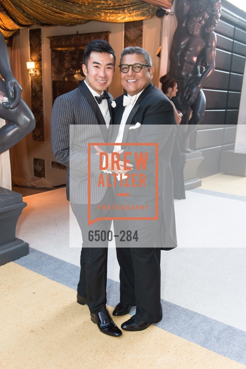 Kai Tan, Riccardo Benavides, Opera Ball 2015: Moonlight & Music, War Memorial Opera House. 301 Van Ness Ave, September 11th, 2015,Drew Altizer, Drew Altizer Photography, full-service agency, private events, San Francisco photographer, photographer california