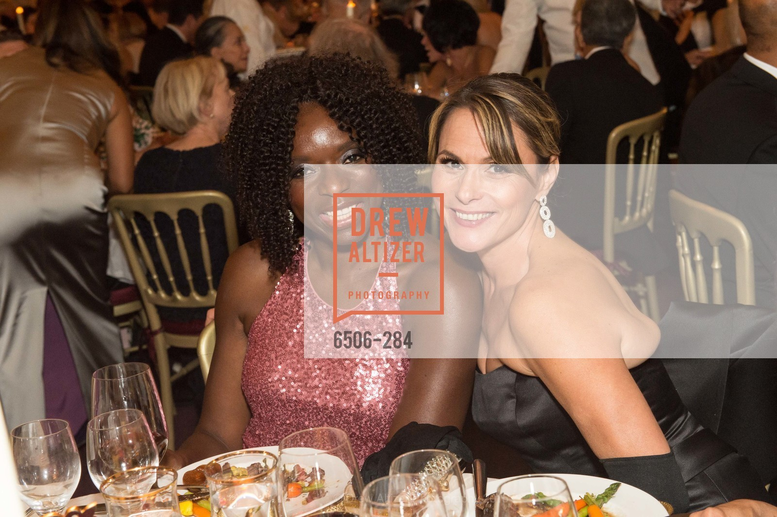 Kelly E. Carter, Teresa Rodriguez, Opera Ball 2015: Moonlight & Music, War Memorial Opera House. 301 Van Ness Ave, September 11th, 2015,Drew Altizer, Drew Altizer Photography, full-service agency, private events, San Francisco photographer, photographer california