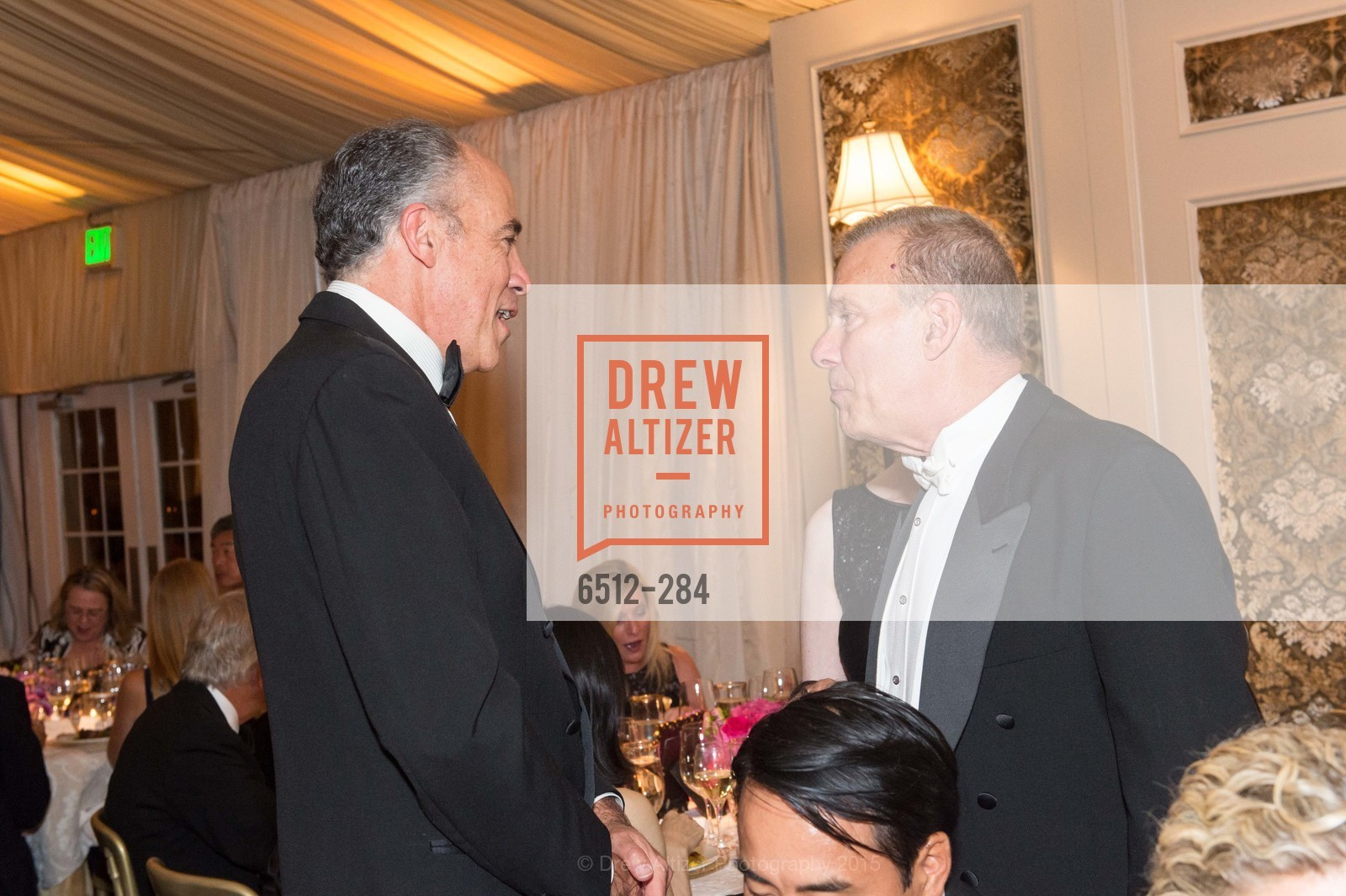 Jim Labe, David Gockley, Opera Ball 2015: Moonlight & Music, War Memorial Opera House. 301 Van Ness Ave, September 11th, 2015,Drew Altizer, Drew Altizer Photography, full-service agency, private events, San Francisco photographer, photographer california