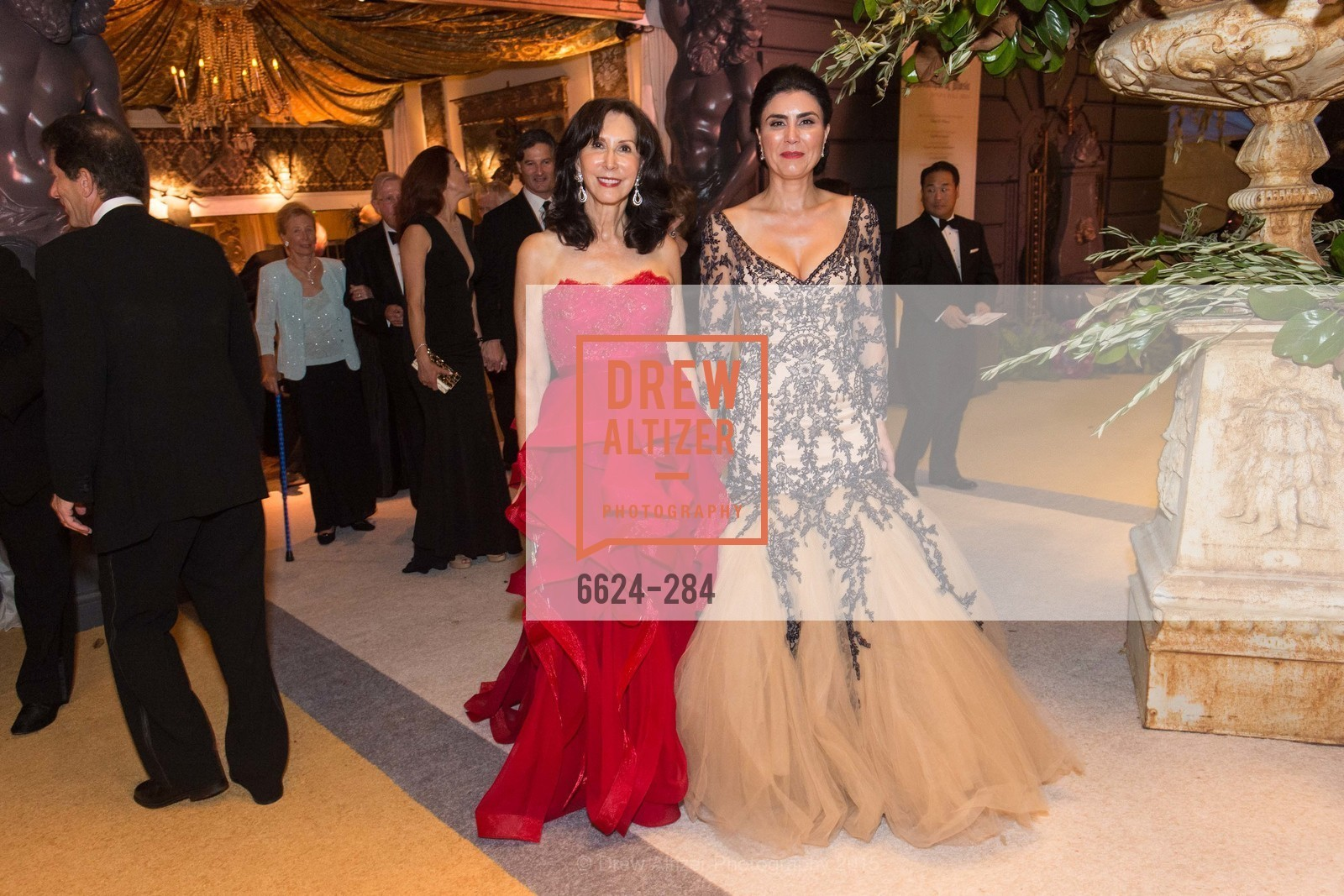 Carolyn Chandler, Afsaneh Akhtari, Opera Ball 2015: Moonlight & Music, War Memorial Opera House. 301 Van Ness Ave, September 11th, 2015,Drew Altizer, Drew Altizer Photography, full-service agency, private events, San Francisco photographer, photographer california