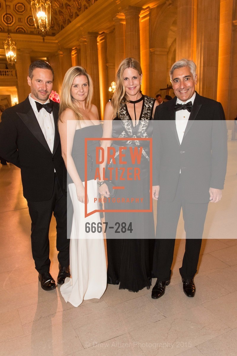 James Nicholas, Anna Weinberg, Mary Beth Shimmon, David Shimmon, Opera Ball 2015: Moonlight & Music, War Memorial Opera House. 301 Van Ness Ave, September 11th, 2015,Drew Altizer, Drew Altizer Photography, full-service agency, private events, San Francisco photographer, photographer california