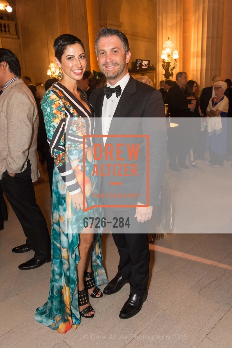 Chrisa Sioukas, Dean Sioukas, Opera Ball 2015: Moonlight & Music, War Memorial Opera House. 301 Van Ness Ave, September 11th, 2015,Drew Altizer, Drew Altizer Photography, full-service agency, private events, San Francisco photographer, photographer california