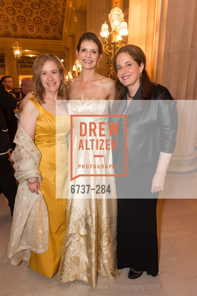 Carol Benz, Paula Elmore, Susan Marsch, Opera Ball 2015: Moonlight & Music, War Memorial Opera House. 301 Van Ness Ave, September 11th, 2015,Drew Altizer, Drew Altizer Photography, full-service agency, private events, San Francisco photographer, photographer california