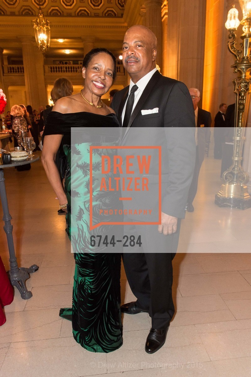 Camille Williams, Calvin Ainsworth, Opera Ball 2015: Moonlight & Music, War Memorial Opera House. 301 Van Ness Ave, September 11th, 2015,Drew Altizer, Drew Altizer Photography, full-service agency, private events, San Francisco photographer, photographer california