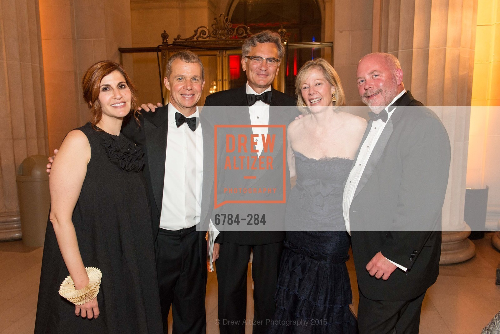 Wendy Ackrell, Mike Ackrell, Bill Lamkin, Janet Lamkin, Paul Holm, Opera Ball 2015: Moonlight & Music, War Memorial Opera House. 301 Van Ness Ave, September 11th, 2015,Drew Altizer, Drew Altizer Photography, full-service agency, private events, San Francisco photographer, photographer california