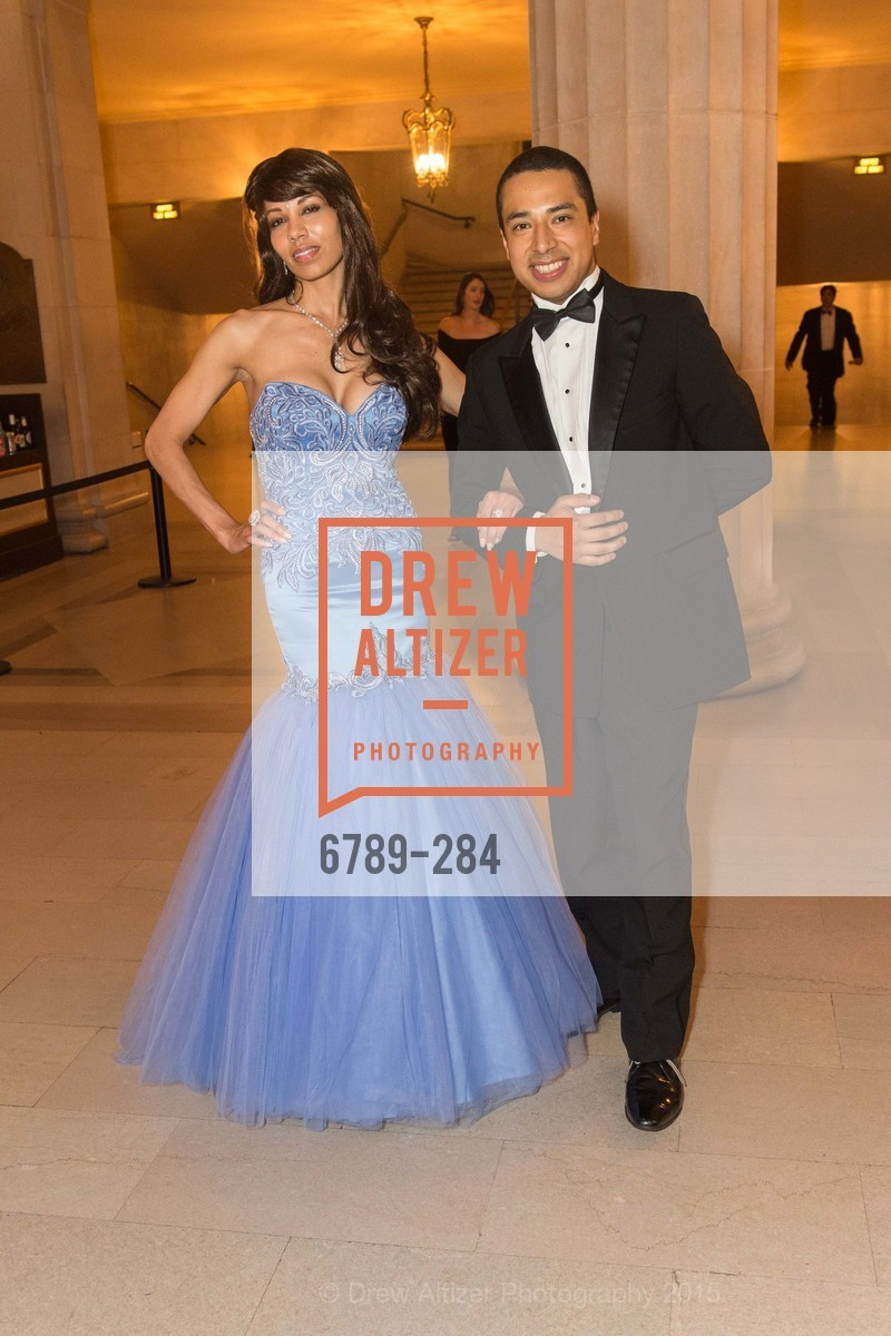 Xaviera Batista, Walter Canas, Opera Ball 2015: Moonlight & Music, War Memorial Opera House. 301 Van Ness Ave, September 11th, 2015,Drew Altizer, Drew Altizer Photography, full-service agency, private events, San Francisco photographer, photographer california