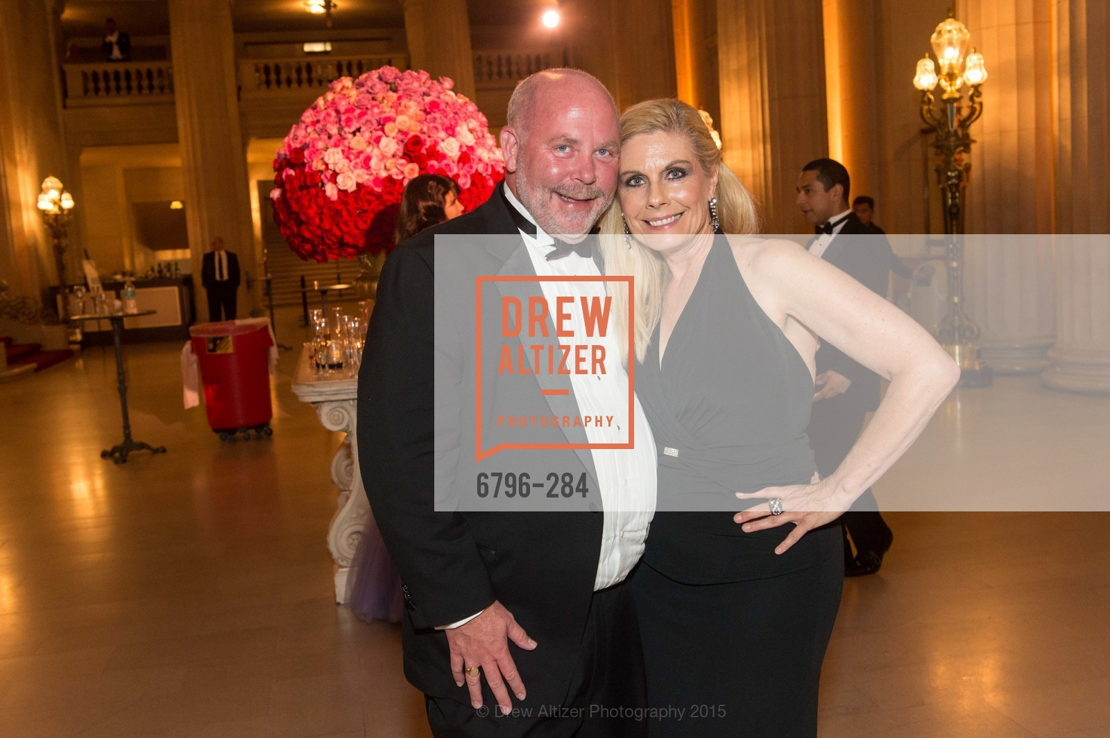 Paul Holm, Jacqueline Jacoby, Opera Ball 2015: Moonlight & Music, War Memorial Opera House. 301 Van Ness Ave, September 11th, 2015,Drew Altizer, Drew Altizer Photography, full-service agency, private events, San Francisco photographer, photographer california