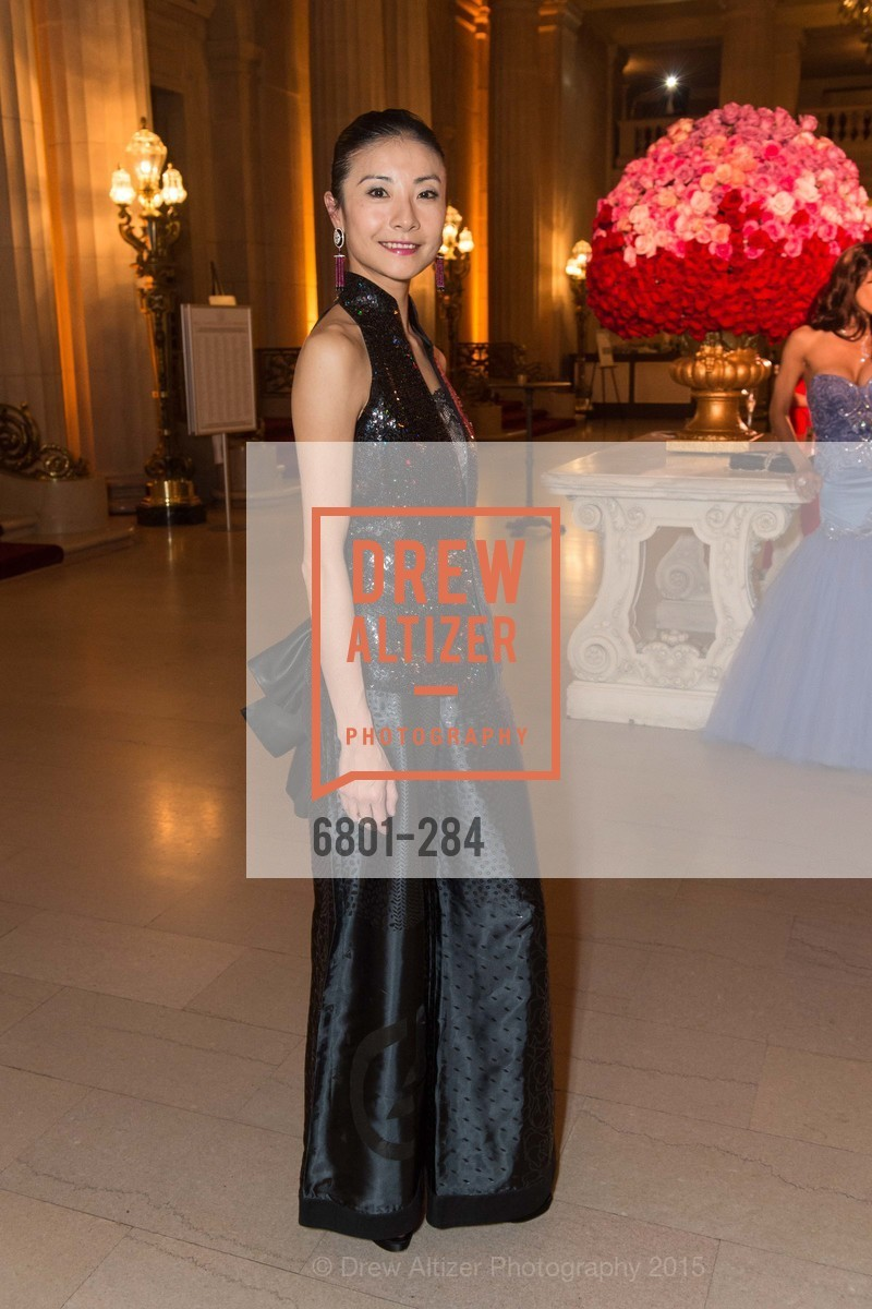 Yuan Yuan Tan, Opera Ball 2015: Moonlight & Music, War Memorial Opera House. 301 Van Ness Ave, September 11th, 2015,Drew Altizer, Drew Altizer Photography, full-service agency, private events, San Francisco photographer, photographer california