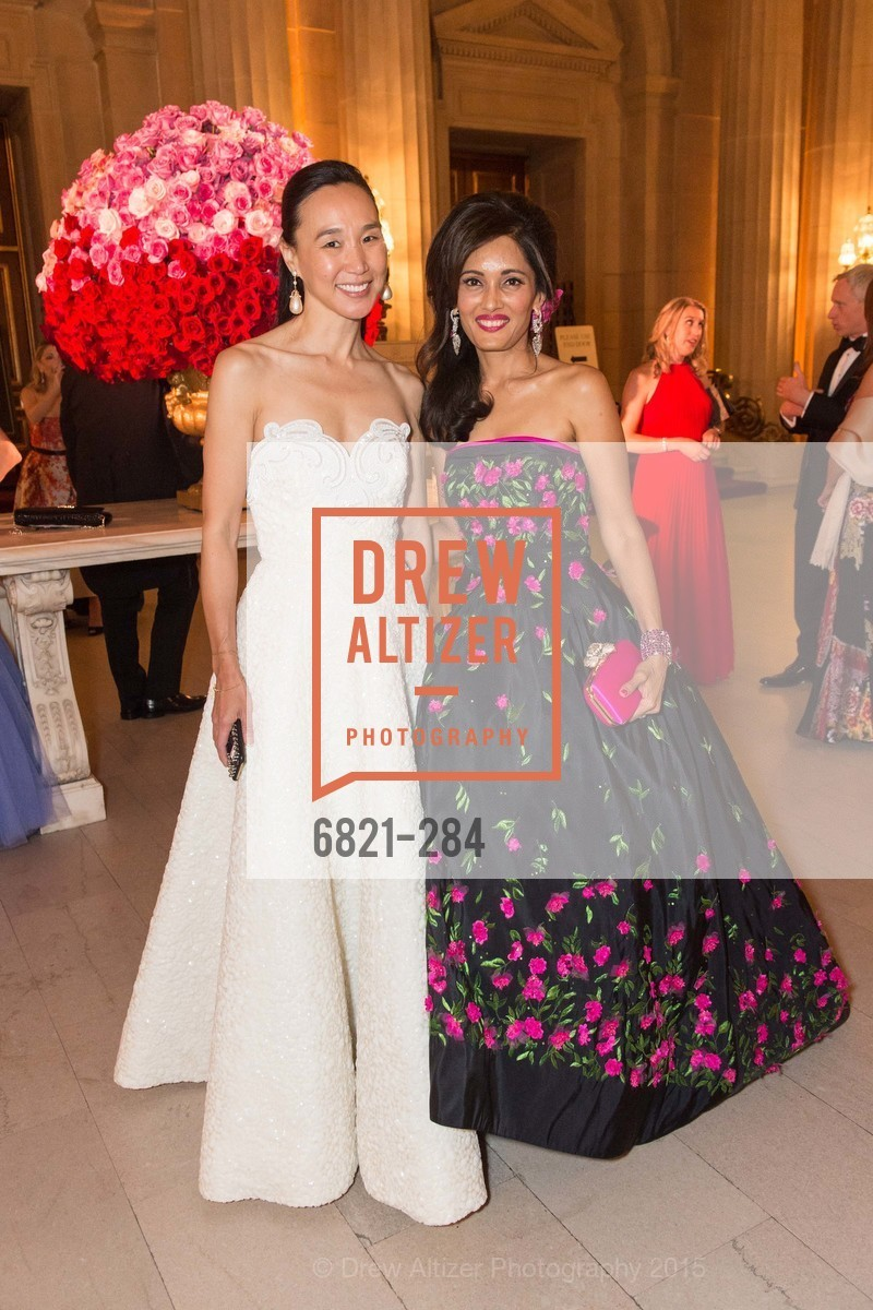 Carolyn Chang, Komal Shah, Opera Ball 2015: Moonlight & Music, War Memorial Opera House. 301 Van Ness Ave, September 11th, 2015,Drew Altizer, Drew Altizer Photography, full-service event agency, private events, San Francisco photographer, photographer California