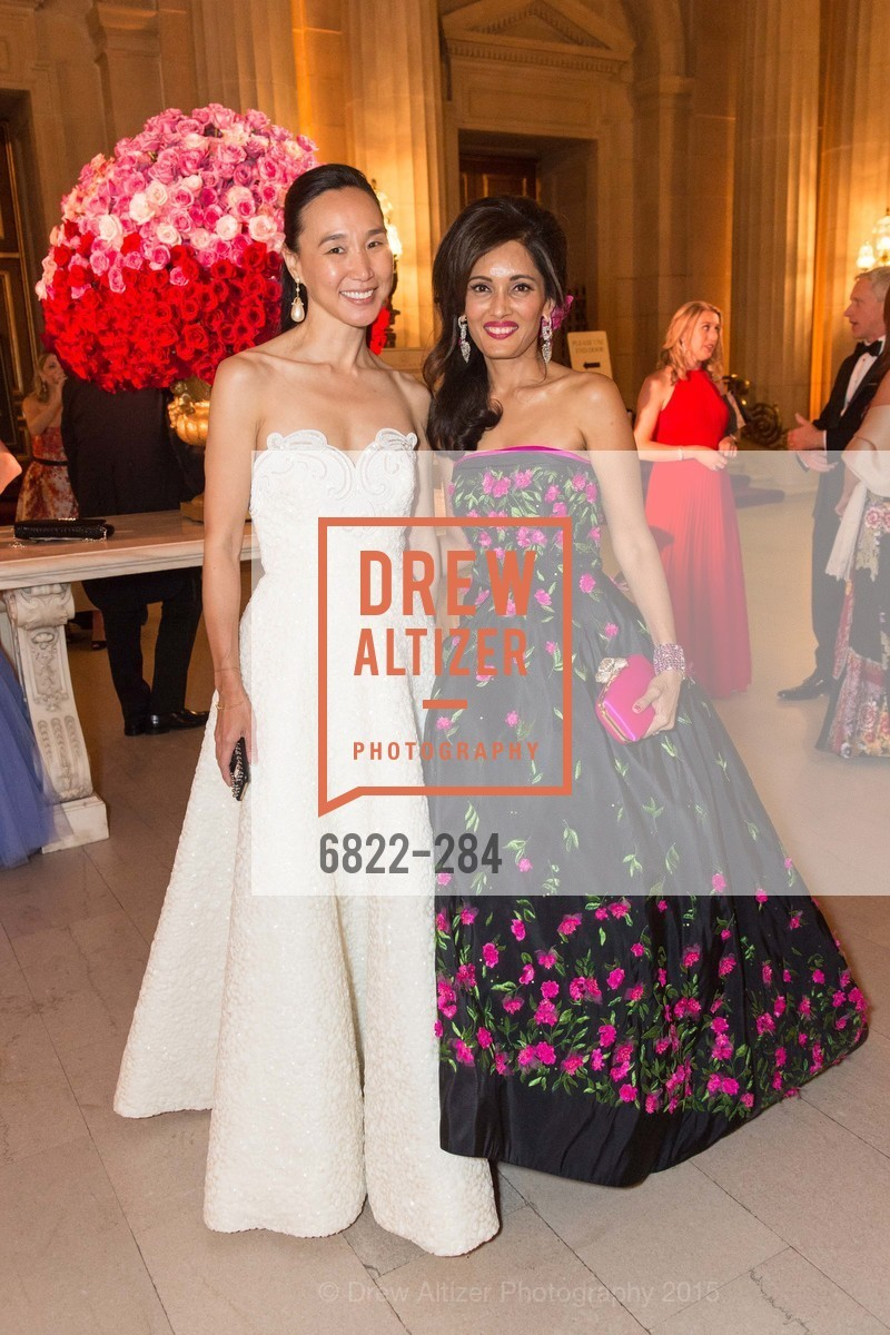 Carolyn Chang, Komal Shah, Opera Ball 2015: Moonlight & Music, War Memorial Opera House. 301 Van Ness Ave, September 11th, 2015,Drew Altizer, Drew Altizer Photography, full-service agency, private events, San Francisco photographer, photographer california