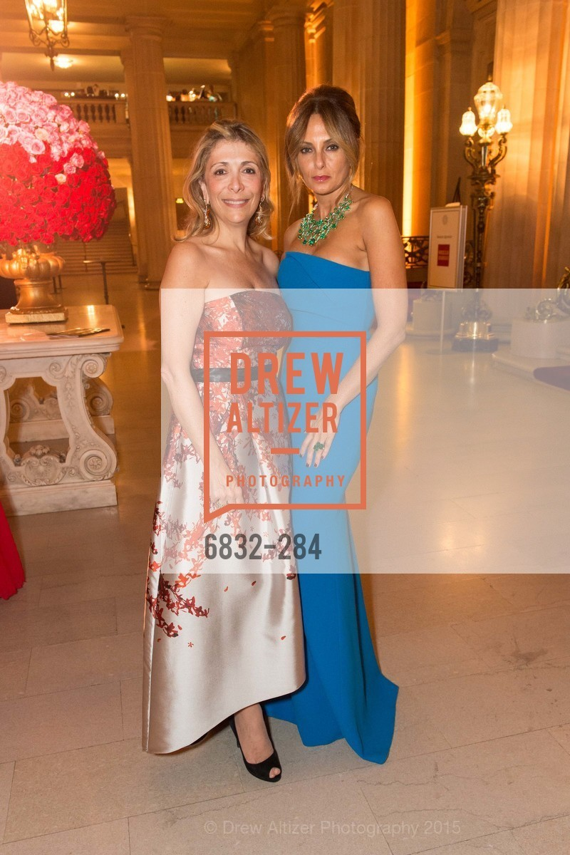 Denise De Luca, Sabrina Baldieri, Opera Ball 2015: Moonlight & Music, War Memorial Opera House. 301 Van Ness Ave, September 11th, 2015,Drew Altizer, Drew Altizer Photography, full-service agency, private events, San Francisco photographer, photographer california