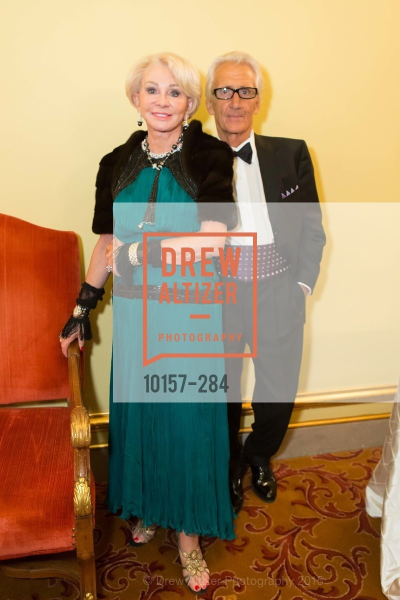 Rose Rosenberg, Anthony Vissian, Opera Ball 2015: Moonlight & Music, War Memorial Opera House. 301 Van Ness Ave, September 11th, 2015,Drew Altizer, Drew Altizer Photography, full-service event agency, private events, San Francisco photographer, photographer California