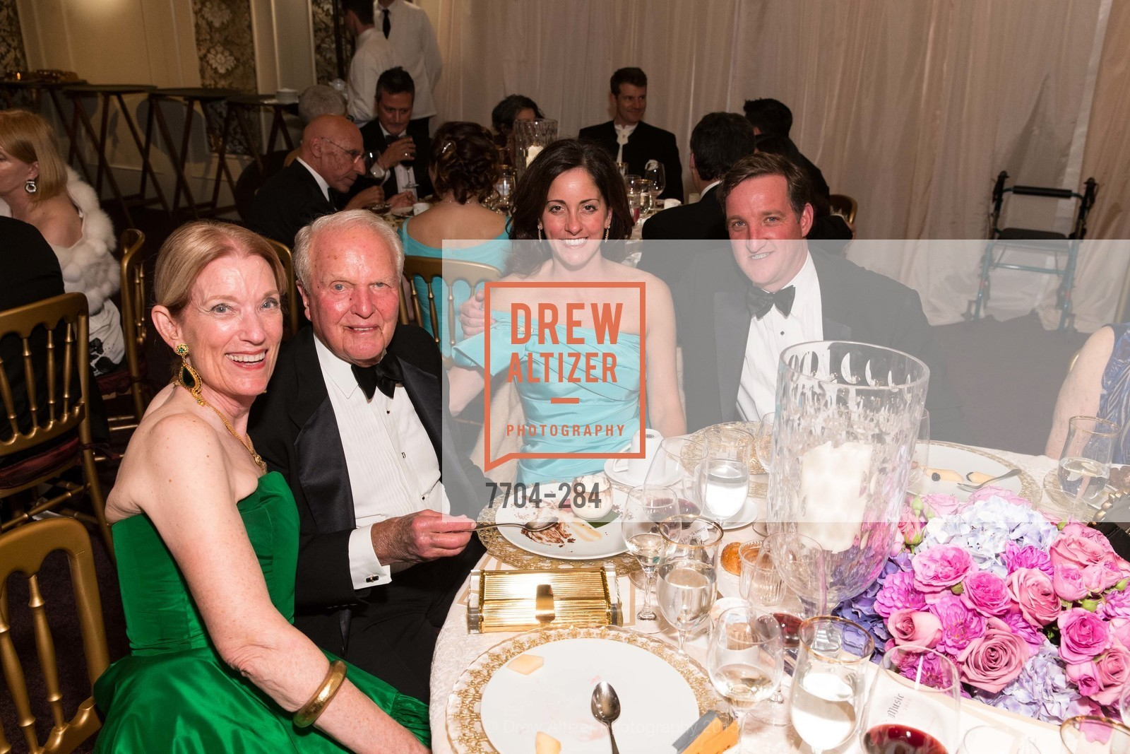 Patsy Ludwig, JIm Ludwig, Stacey Dobos, Ted Dobos, Opera Ball 2015: Moonlight & Music, War Memorial Opera House. 301 Van Ness Ave, September 11th, 2015,Drew Altizer, Drew Altizer Photography, full-service agency, private events, San Francisco photographer, photographer california