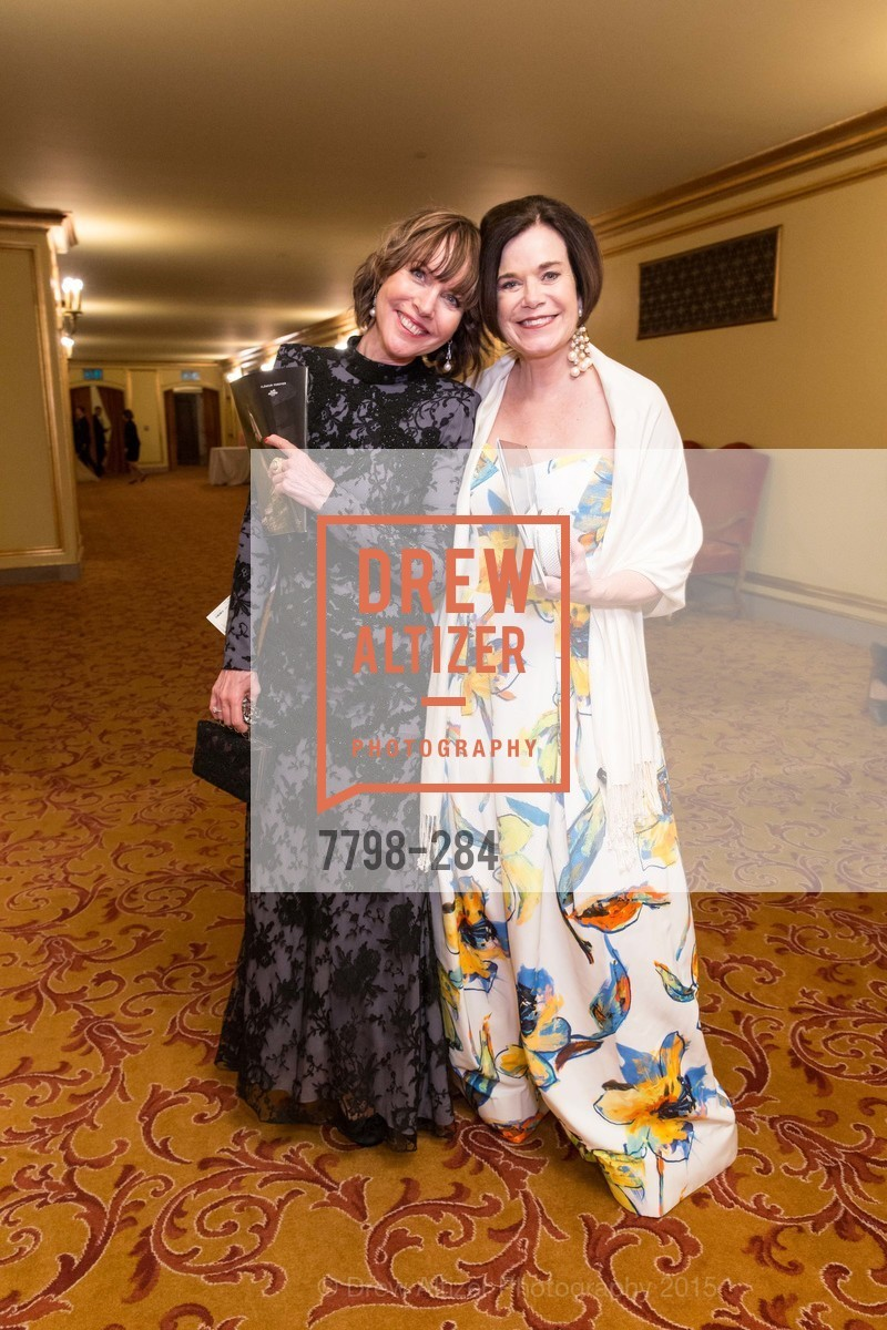 Christine Suppes, Lucy Buchanan, Opera Ball 2015: Moonlight & Music, War Memorial Opera House. 301 Van Ness Ave, September 11th, 2015,Drew Altizer, Drew Altizer Photography, full-service agency, private events, San Francisco photographer, photographer california