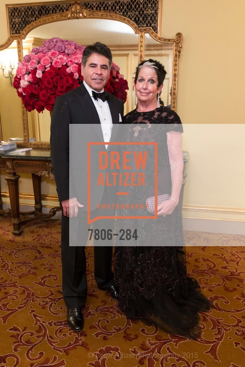 Gary Garabedian, Karen Kubin, Opera Ball 2015: Moonlight & Music, War Memorial Opera House. 301 Van Ness Ave, September 11th, 2015,Drew Altizer, Drew Altizer Photography, full-service agency, private events, San Francisco photographer, photographer california