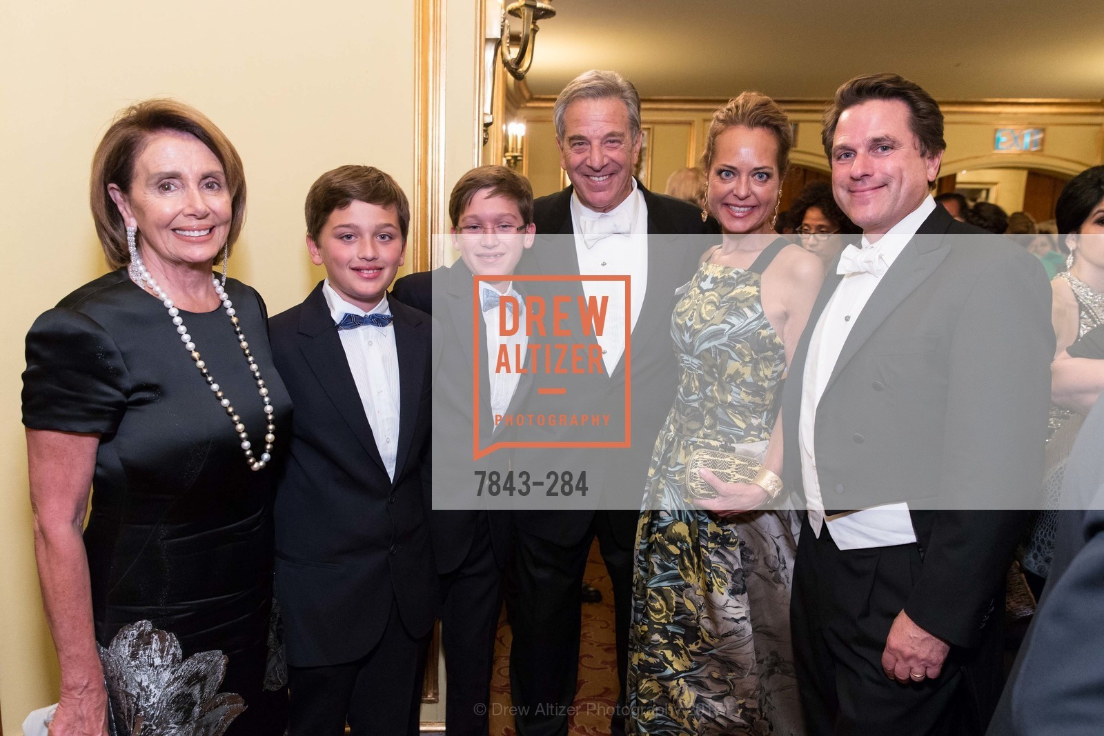 Nancy Pelosi, Benjamin Malin, Sebastian Malin, Paul Pelosi, Charlot Malin, Gregory Malin, Opera Ball 2015: Moonlight & Music, War Memorial Opera House. 301 Van Ness Ave, September 11th, 2015,Drew Altizer, Drew Altizer Photography, full-service agency, private events, San Francisco photographer, photographer california
