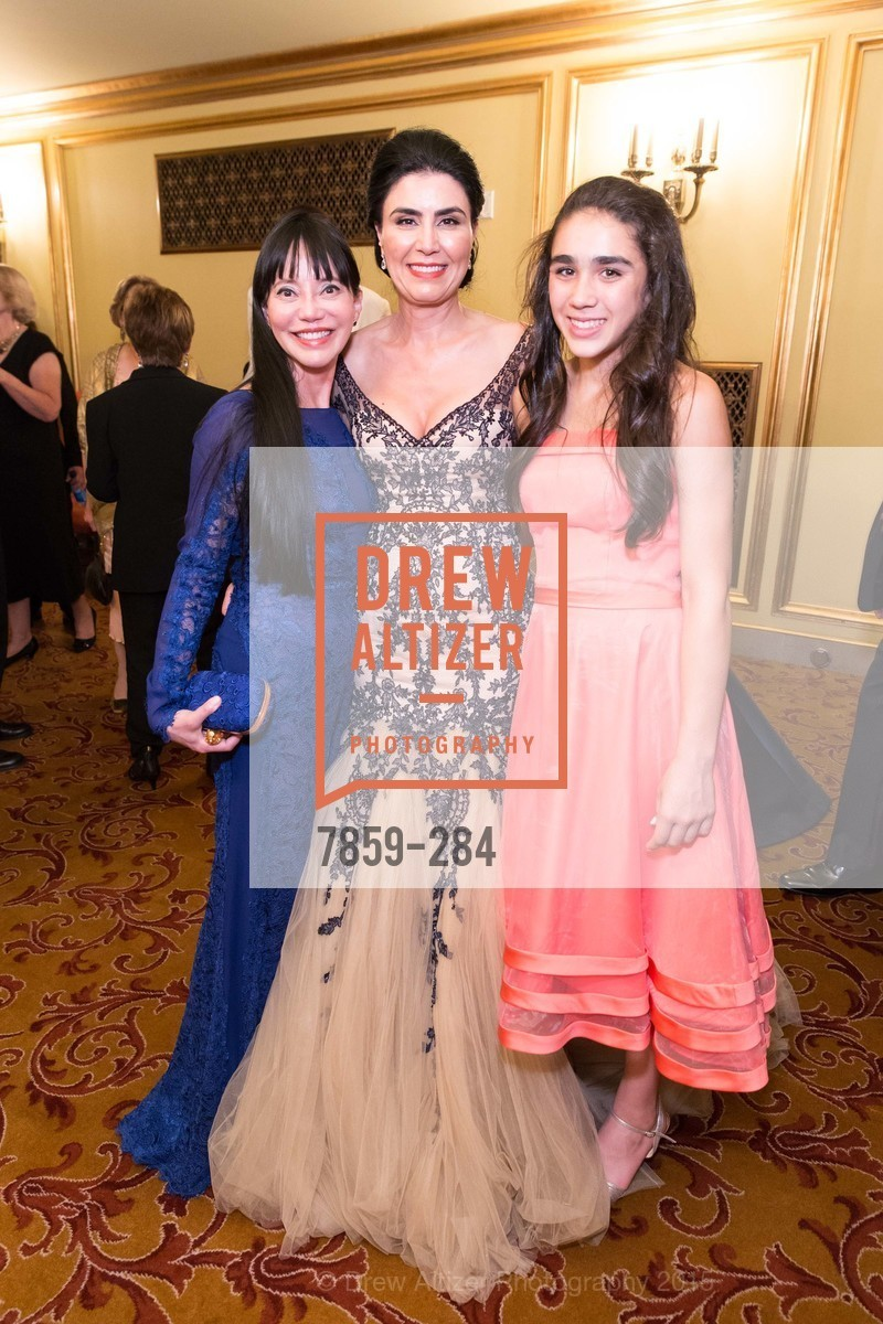 France Szeto, Afsaneh Akhtari, Jazmin Roper, Opera Ball 2015: Moonlight & Music, War Memorial Opera House. 301 Van Ness Ave, September 11th, 2015,Drew Altizer, Drew Altizer Photography, full-service agency, private events, San Francisco photographer, photographer california