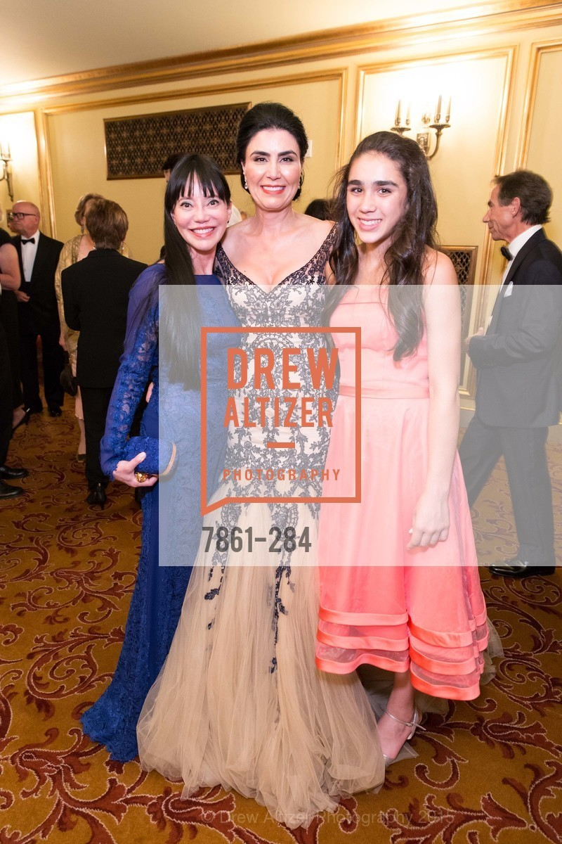 France Szeto, Afsaneh Akhtari, Jazmin Roper, Opera Ball 2015: Moonlight & Music, War Memorial Opera House. 301 Van Ness Ave, September 11th, 2015,Drew Altizer, Drew Altizer Photography, full-service event agency, private events, San Francisco photographer, photographer California