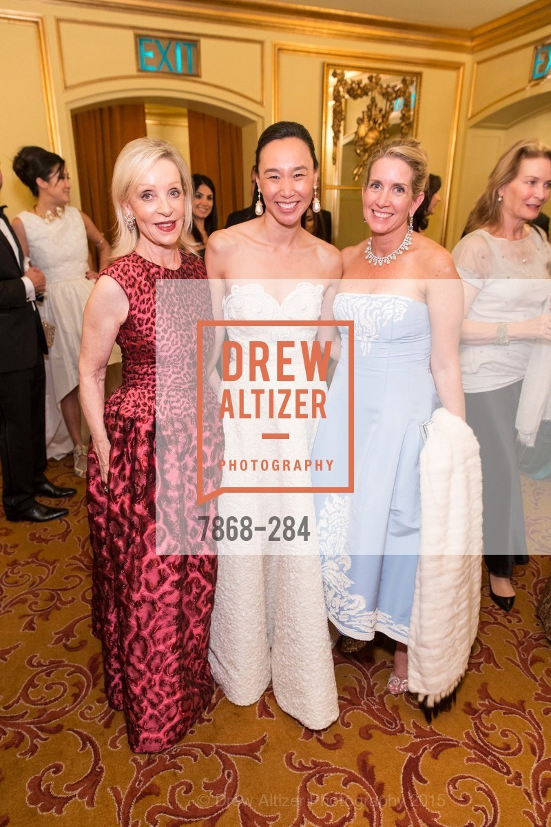 Barbara Brown, Carolyn Chang, Jennifer Walski, Opera Ball 2015: Moonlight & Music, War Memorial Opera House. 301 Van Ness Ave, September 11th, 2015,Drew Altizer, Drew Altizer Photography, full-service agency, private events, San Francisco photographer, photographer california