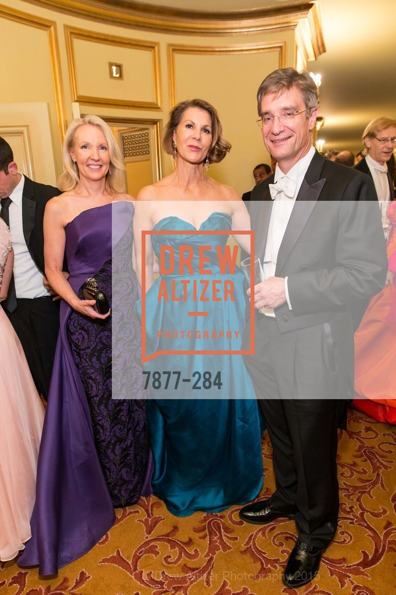 Ann Girard, Katie Jarman, Daniel Girard, Opera Ball 2015: Moonlight & Music, War Memorial Opera House. 301 Van Ness Ave, September 11th, 2015,Drew Altizer, Drew Altizer Photography, full-service agency, private events, San Francisco photographer, photographer california