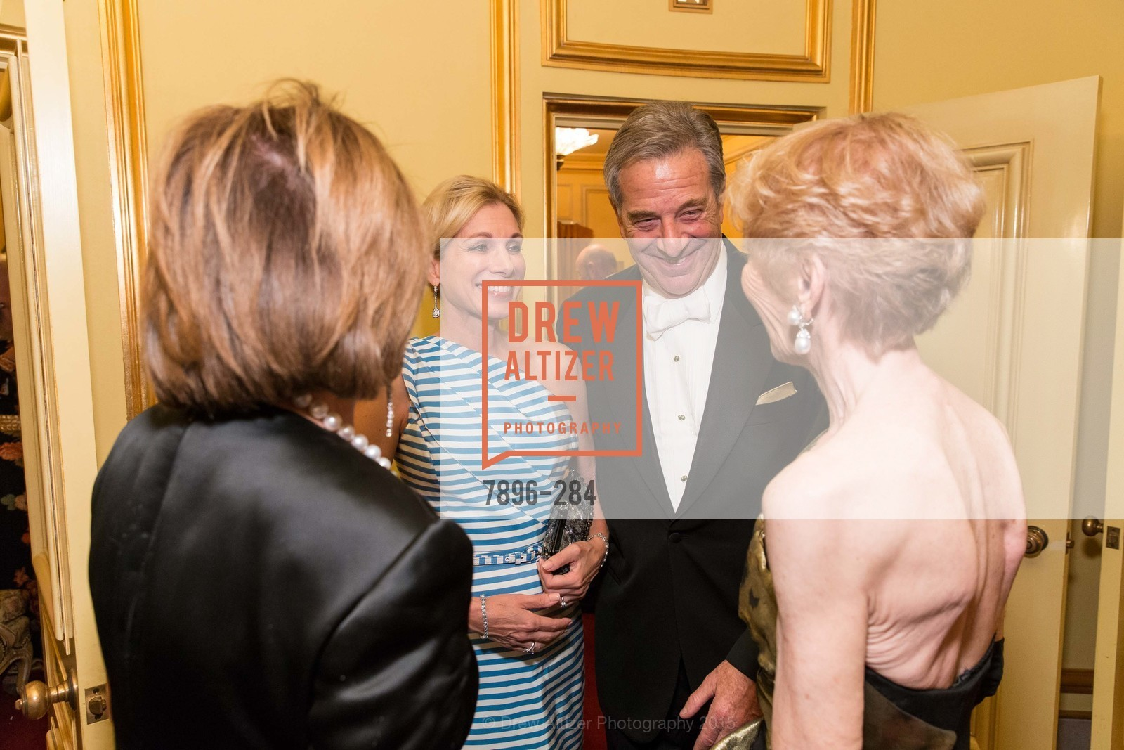 Cynthia Schreuder Kalev, Paul Pelosi, Opera Ball 2015: Moonlight & Music, War Memorial Opera House. 301 Van Ness Ave, September 11th, 2015,Drew Altizer, Drew Altizer Photography, full-service agency, private events, San Francisco photographer, photographer california