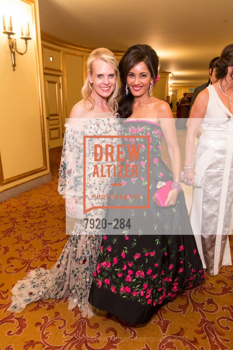 Jane Mudge, Komal Shah, Opera Ball 2015: Moonlight & Music, War Memorial Opera House. 301 Van Ness Ave, September 11th, 2015,Drew Altizer, Drew Altizer Photography, full-service agency, private events, San Francisco photographer, photographer california
