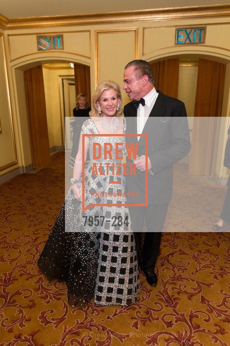 Dede Wilsey, Boaz Mazor, Opera Ball 2015: Moonlight & Music, War Memorial Opera House. 301 Van Ness Ave, September 11th, 2015,Drew Altizer, Drew Altizer Photography, full-service agency, private events, San Francisco photographer, photographer california