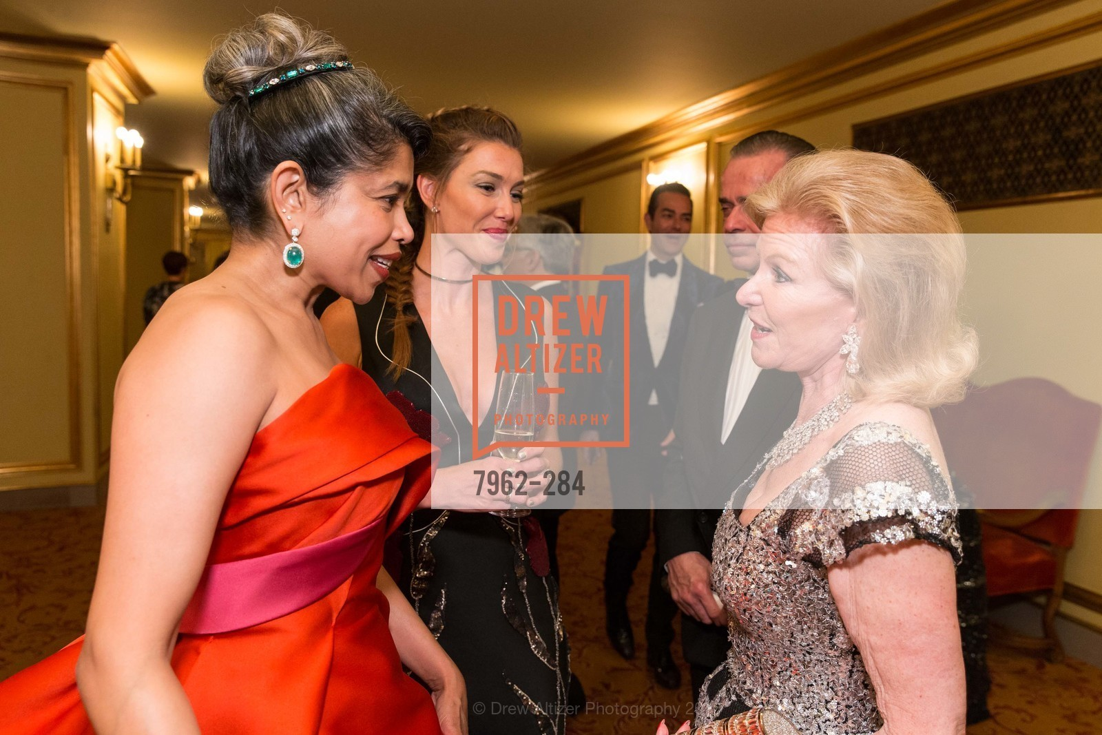 Deepa Pakianathan, Sarah Somberg, Dede Wilsey, Opera Ball 2015: Moonlight & Music, War Memorial Opera House. 301 Van Ness Ave, September 11th, 2015,Drew Altizer, Drew Altizer Photography, full-service agency, private events, San Francisco photographer, photographer california