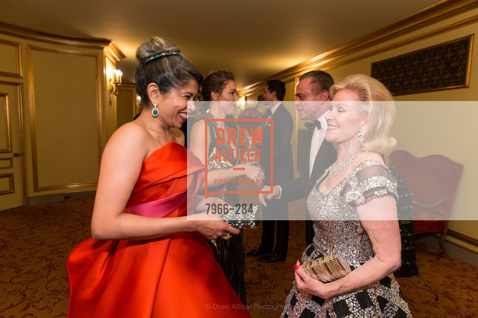 Deepa Pakianathan, Dede Wilsey, Opera Ball 2015: Moonlight & Music, War Memorial Opera House. 301 Van Ness Ave, September 11th, 2015,Drew Altizer, Drew Altizer Photography, full-service agency, private events, San Francisco photographer, photographer california