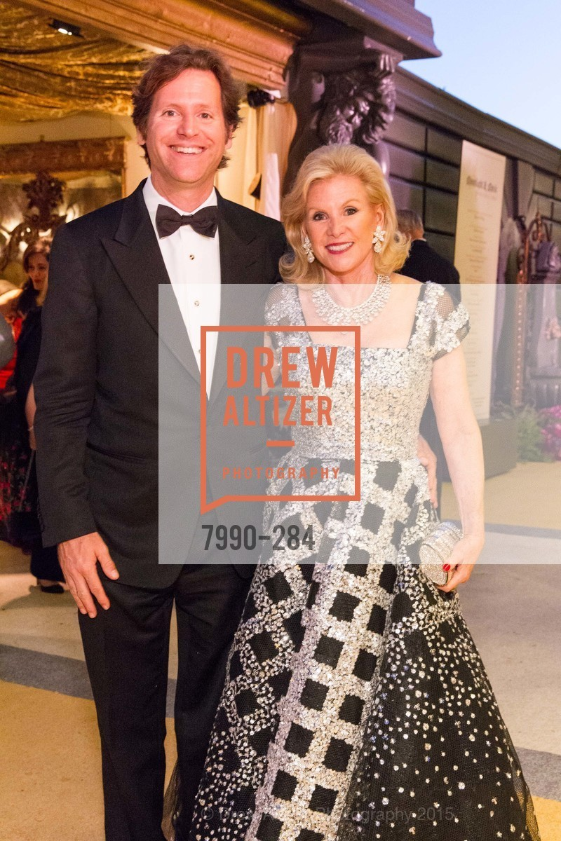 Trevor Traina, Dede Wilsey, Opera Ball 2015: Moonlight & Music, War Memorial Opera House. 301 Van Ness Ave, September 11th, 2015,Drew Altizer, Drew Altizer Photography, full-service agency, private events, San Francisco photographer, photographer california